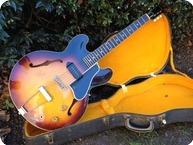 Gibson ES330 1960 Sunburst