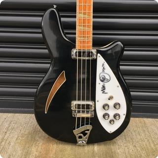 Rickenbacker 4005 Ex Mani The Stone Roses 1974 Jetglo