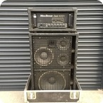Mesa Boogie 400 Bass Rig Ex Mani THE STONE ROSES Black