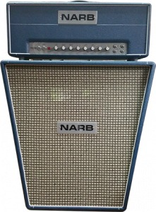 Narb The Narb 100 Lead And Trapezoid Cab **vintage Spec** 2019 Blue