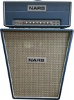 NARB The NARB 100 Lead And Trapezoid Cab Vintage Spec 2019 Blue