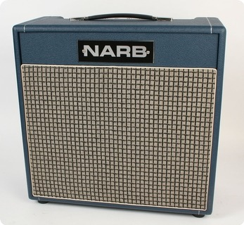 Narb The Narb 50 Combo 2019 Blue