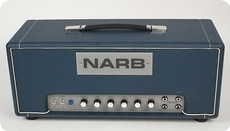 NARB The NARB 50 Lead 2019 Blue