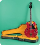 Gibson-Trini Lopez Standard-1966-Red