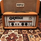 Orange Vintage 1975 Orange OR120 Original Valve Amplifier Head