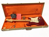 Fender-Stratocaster Yngwie Malmsteen Signature – 2006 Pre Owned-2006-Red