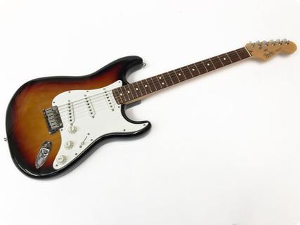 Fender Stratocaster American Standard – 1986 Pre Owned First Edition Usa Std 1986 Sunburst