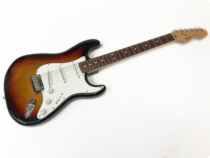Fender Stratocaster American Standard – 1986 Pre Owned First Edition Usa Std 1986 Sunburst