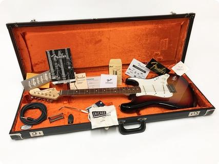 Fender Stratocaster American Vintage 70s Avri – Pre Owned Sunburst
