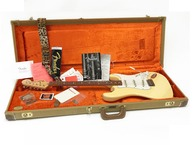 Fender Stratocaster Yngwie Malmsteen Signature 2007 Pre Owned 2007 Blonde