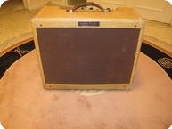 Fender-Deluxe Amp 5E3-1956-Tweed