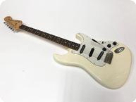 Fender-Stratocaster Ritchie Blackmore Signature Edition – Pre Owned-2011-White