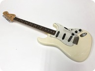 Fender Stratocaster Ritchie Blackmore Signature Edition Pre Owned 2011 White
