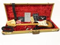 Fender-Stratocaster Custom Shop 57 Relic – 'John Cruz Tone Master' Dealer Select-2015-Sunburst