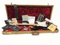 Fender-Eric Clapton 'Blackie' Custom Shop Stratocaster – Pre Owned (Near Mint)-2015-Black