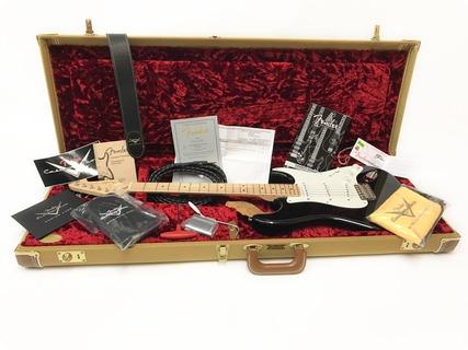 Fender Eric Clapton 'blackie' Custom Shop Stratocaster – Pre Owned (near Mint) 2015 Black