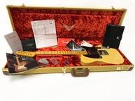 Fender-Nocaster (Telecaster) Custom Shop 1951 – Blonde Journeyman Relic – Pre Owned-2017-Blonde
