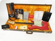 Fender Stratocaster Custom Shop NOS 1960 2017 Red