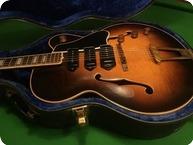 Gibson ES 5 EX STEVE HOWE YES ASIA Sunburst