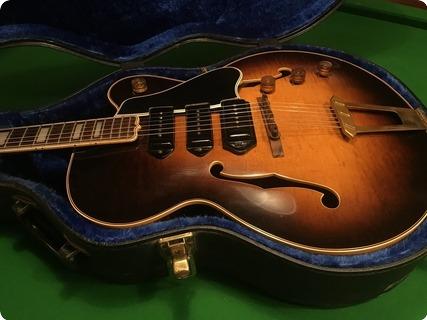 Gibson Es 5 Ex Steve Howe, Yes, Asia Sunburst