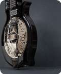 Arrenbieguitars Black Resocaster Black