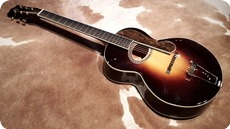 Arrenbie Guitars L Archtop Gibson 2017