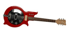 Arrenbie Guitars Red Resocaster