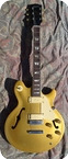 Gibson Les Paul Signature 1973 Gold Top