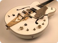 Gretsch-White Falcon-1972-White