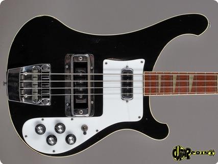 Rickenbacker 4001 1975 Jetglo