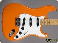 Fender Stratocaster 1981 Capri Orange