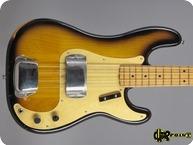 Fender 57 Precision Fullerton AVRI 1982 2 tone Sunburst