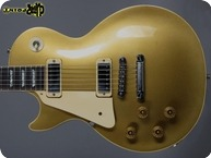 Gibson Les Paul Deluxe 1982 Goldtop