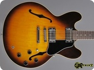 Gibson ES 335 TD Prototype 1989 Sunburst
