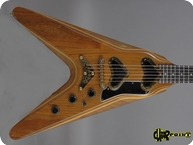 Gibson Flying V 1980 Natural
