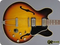 Gibson ES 345 TDSV Stereo 1966 Sunburst