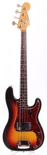 Fender Precision Bass 1966 Sunburst