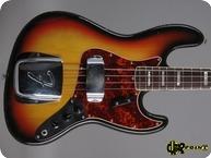 Fender Jazz Bass 1971 3 tone Sunburst