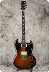 Gibson SG Standard 1975 Sunburst