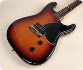 Fender-Strat-o-Sonic Dove I-2002-Sunburst