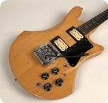 Guild S 300AD 1977 Natural