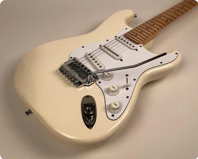 Fender Stratocaster 1986 Olympic White