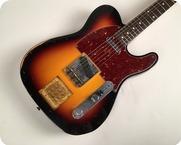 Fender-Telecaster-2008-Sunburst