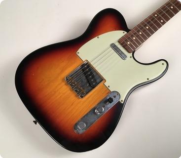 Fender Telecaster 2006 Sunburst