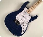 James Tyler Studio Elite 2007 Trans Royal Blue