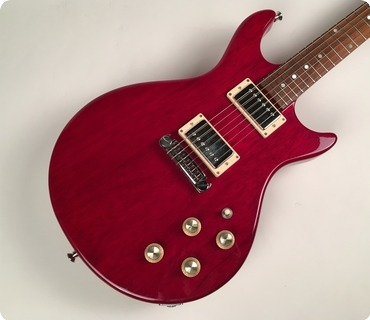 B3 Earth 2007 Trans Red