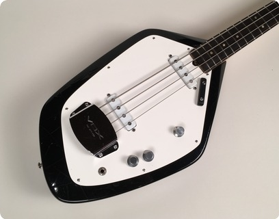 Vox Phantom Iv 1964 Black