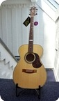 Maton EBG 808 Tommy Emmanuel Natural Satin Finish