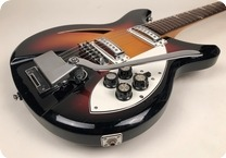 Teisco Idol Honey SG 5 Sunburst