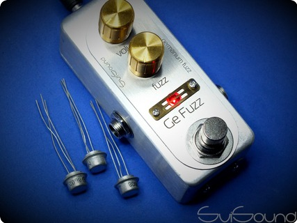 Svisound Germanium Fuzz Mini 2019 Metal